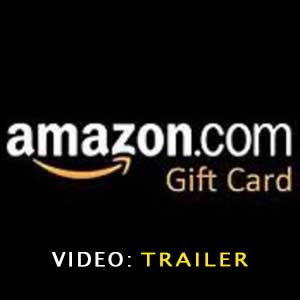 Amazon Gift Card Video Trailer