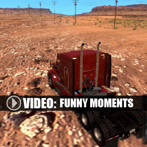 American Truck Simulator New Mexico Funny Moments