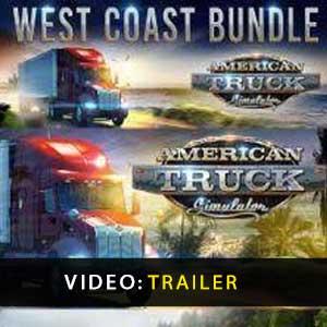 American Truck Simulator West Coast Bundle Digital Download Price Comparison