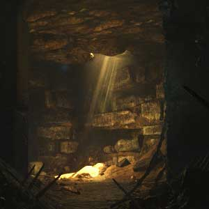 Amnesia Rebirth Underground