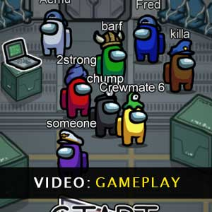 Among Us Gameplay Video