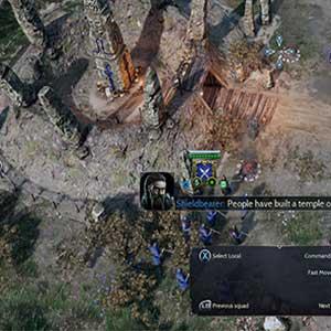 Intense multiplayer battles