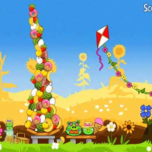 Angry Birds Seasons Summer Picnic
