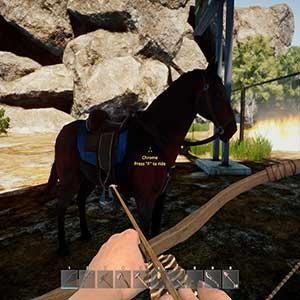 explore on horseback
