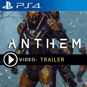 Anthem PS4 Prices Digital or Box Edition