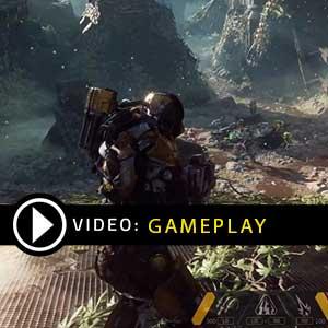 Anthem VIP Beta Gameplay Video