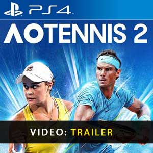 AO Tennis 2 PS4 Prices Digital or Box Edition