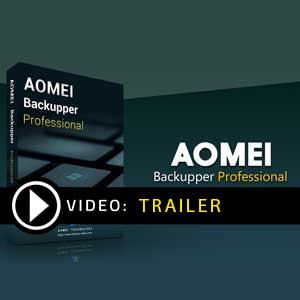 AOMEI Backupper Professional Digital Download Price Comparison