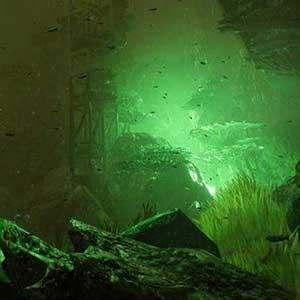 the dark world of Aquanox