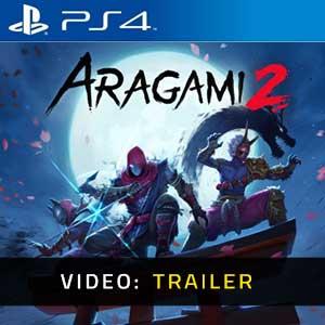 Aragami 2 PS4 Video Trailer