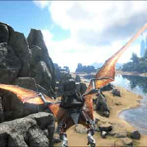 ARK Survival Evolved - Flying