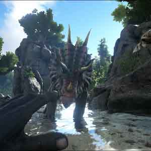 ARK Survival Evolved -Dinosaur Attack