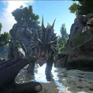 ARK Survival Evolved -Dinosaur Attack
