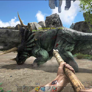 ARK Survival Evolved Xbox One - With Other Players