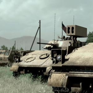 Arma 2 Operation Arrowhead - Tanks