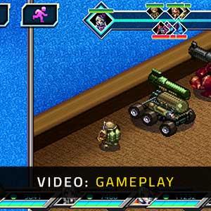 Armed Emeth Gameplay Video