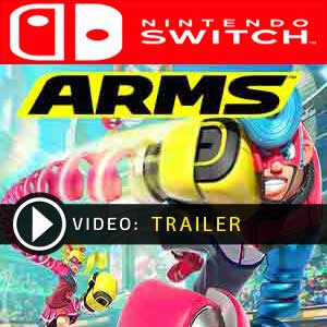 ARMS Nintendo Switch Prices Digital or Box Edition