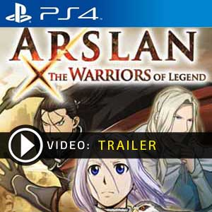 Arslan The Warriors of Legend PS4 Prices Digital or Physical Edition