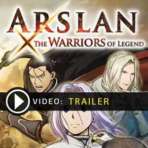 Buy Arslan The Warriors of Legend CD Key Compare Prices