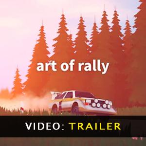 Art of Rally Video Trailer