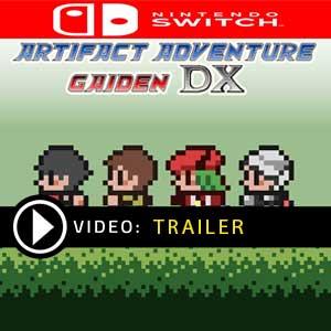 Artifact Adventure Gaiden DX Nintendo Switch Prices Digital or Box Edition