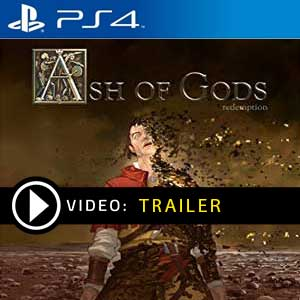 Ash Of Gods Redemption PS4 Prices Digital or Box Edition