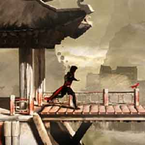 Assassins Creed Chronicles China - Getting ready to jump