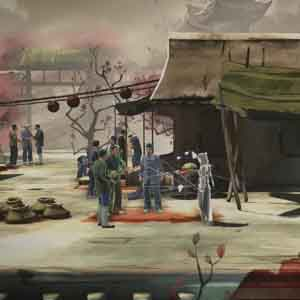Assassins Creed Chronicles China - Stealth