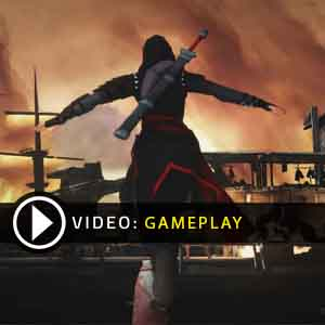 Assassin's Creed Chronicles: China Gameplay Video