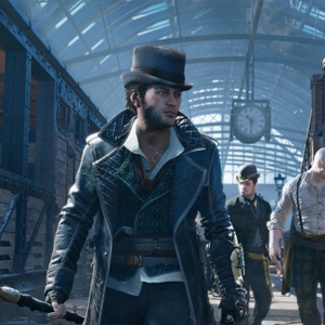 Assassin's Creed Syndicate Xbox One AT THE VICTORIAN TRAIN STATION