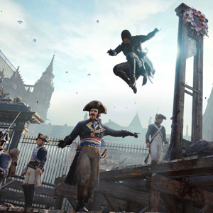 Assassins Creed Unity - Aerial Assault