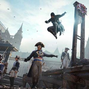 Assassins Creed Unity - Aerial Assault