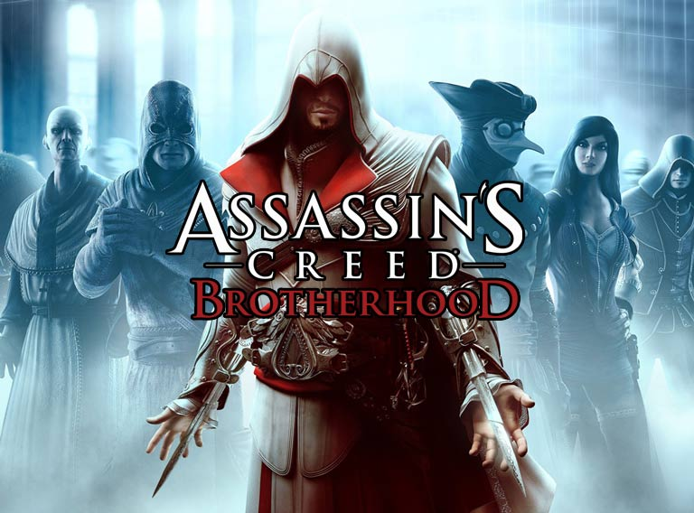Assassin's Creed Brotherhood Digital Download Price Comparison