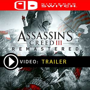 Assassin's Creed 3 Remastered Nintendo Switch Prices Digital or Box Edition