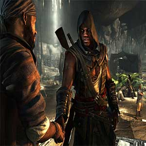 Assassins Creed 4 Black Flag Freedom Cry - Maroon hideout
