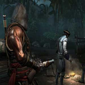 Assassins Creed 4 Black Flag Freedom Cry - Adéwalé with Blunderbuss