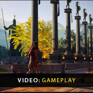 Assassins Creed Odyssey Gameplay Video