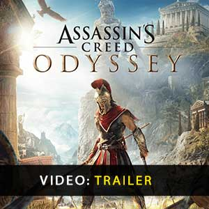 Assassins Creed Odyssey video trailer