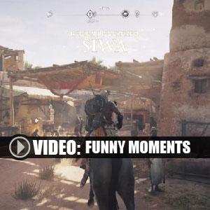 Assassins Creed Origins Funny Moments