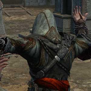 Assassins Creed Revelations - Corner