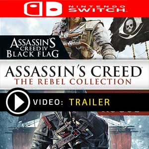 Assassin's Creed The Rebel Collection Nintendo Switch Prices Digital or Box Edition
