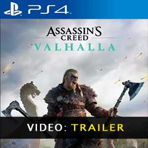 Assassin's Creed Valhalla PS4 Prices Digital or Box Edition