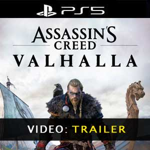 Assassins Creed Valhalla trailer video