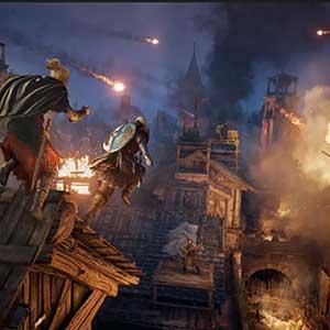 Assassin's Creed Valhalla The Siege of Paris Paris