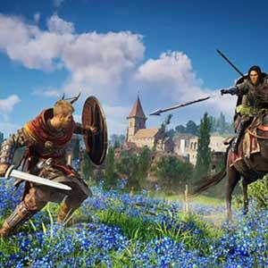 Assassin's Creed Valhalla The Siege of Paris Frankish Knight