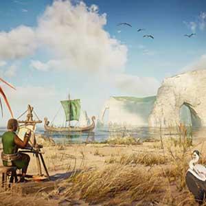 Assassin's Creed Valhalla The Siege of Paris Beach