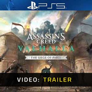 Assassin's Creed Valhalla The Siege of Paris PS5 Video Trailer