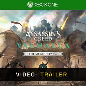 Assassin's Creed Valhalla The Siege of Paris Xbox One Video Trailer