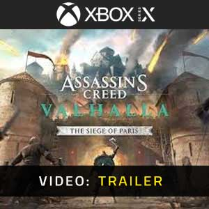Assassin's Creed Valhalla The Siege of Paris Xbox Series X Video Trailer