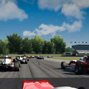 Assetto Corsa PS4 F1 Racing